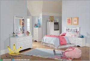 Set Tempat Tidur Anak (STTA-001 QF)