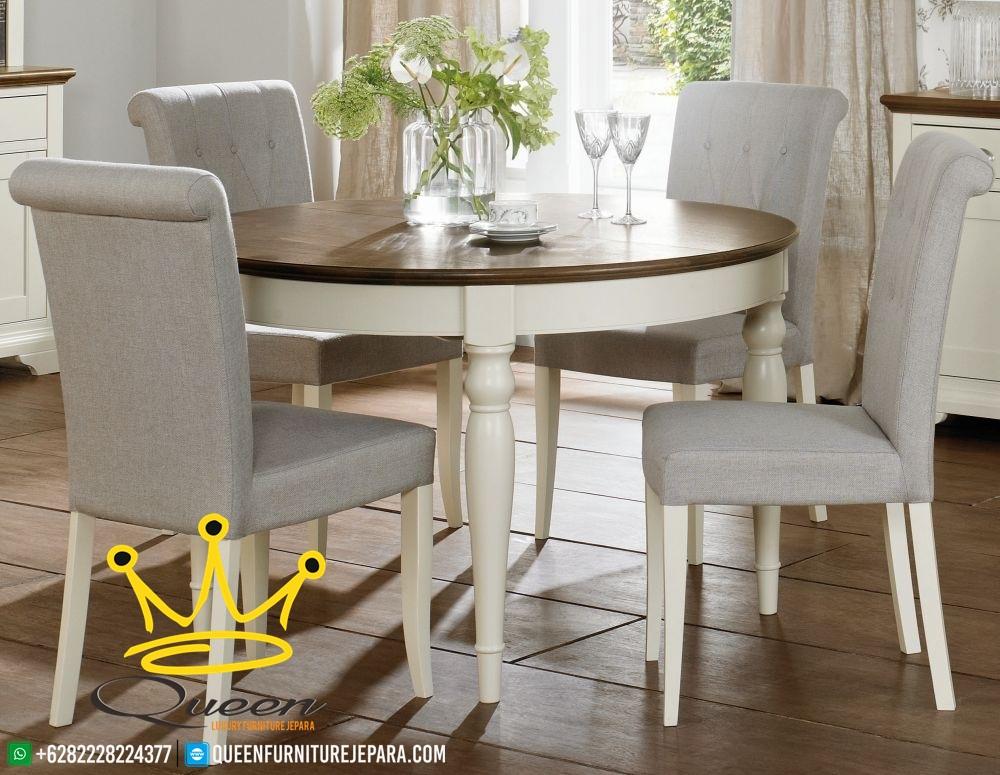 Modern Furniture Jepara set meja makan minimalis custom design jepara | queen furniture jepara
