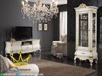 Lemari Hias Penelope Italian Custom Design,