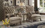 Sofa Tamu Elegant Mewah Klasik Terbaru