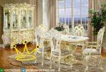Set Meja Makan Klasik Mewah Duco
