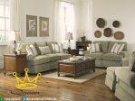 Set Sofa Tamu Shabby klasik Terbaru