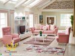 Set Kursi Tamu, Sofa Minimalis, Shabby Furniture, Mewah Terbaru