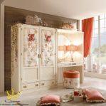 Furniture mewah terbaru, decorative dresser, lemari hias shabby chic terbaru
