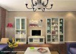 Lemari hias minimalis, Classic modern, Furniture jepara terbaru