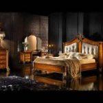 set kamar kayu jati antik classic