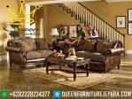 kursi sofa kulit asli,model kursi tamu mewah klasik