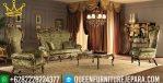 model kursi raja set ruang tamu mewah jepara terbaru