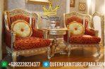 model kursi sofa gold klasik ukiran jepara terbaru