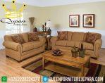 dengan kenyamanan desain model set Sofa kursi tamu jepara bergaya inggris Ini  menjadi desain sofa yang populer saat ini. Anda bisa membeli sofa bergaya Lawson dalam berbagai ukuran, warna dan bahan. Hanya di Queen furniture jepara.