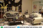 model klasik kursi sofa tamu ukiran jepara terbaru