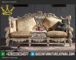 model kursi sofa kalsik mewah terbaru ukiran jepara