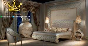 Kamar set mewah queen furniture jepara