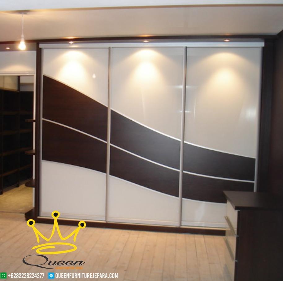 wardrob duco custom design queen furniture jepara