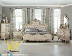 set kamar mewah klasik custom design queen furniture jepara