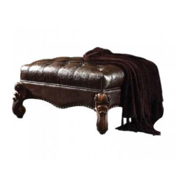 sofa ottoman 1 dudukan jati klasik queen furniture jepara