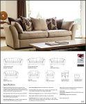 ukuran sofa tamu ruangan kecil custom design